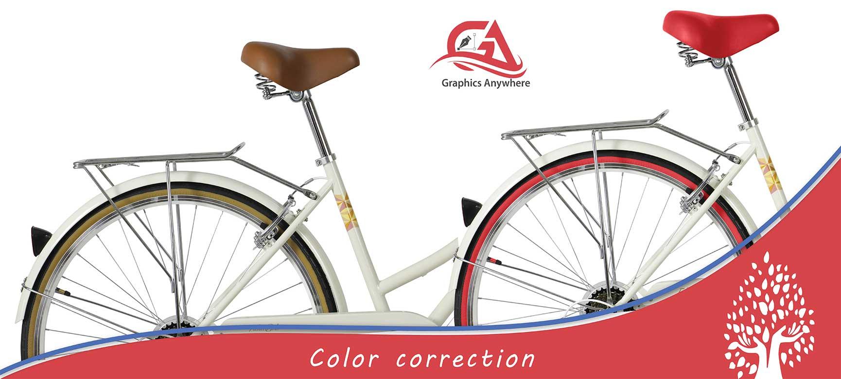 Image Color Correction Service